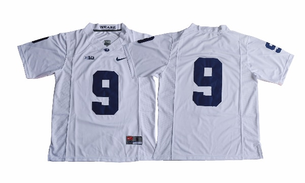 new arrival a8cd3 5af02 Trace McSorely Penn State Authentic Jersey M-3XL NWT