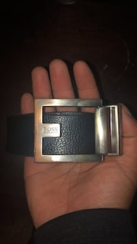 Used Hugo Boss belt waist 34 | Some scratches and signs of wear Fairfax, 22030
