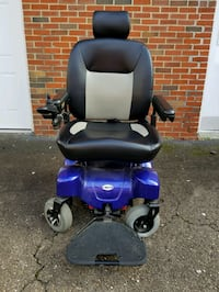 Power wheelchair - new lower price
