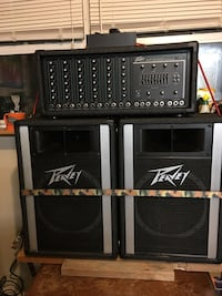 Peavey PA System . Lusby, 20657