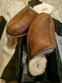 Ugg Mens Slippers Sz 11