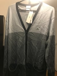 Brand new with tags Lacoste size 7/XL sweater  Arlington, 22207