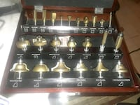 Router bits for  Montgomery, 60538