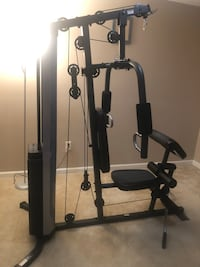 black and gray exercise equipment Baltimore, 21222