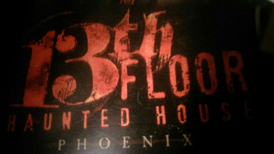 Letgo 13th floor haunted house in phoenix az for 13th floor haunted house phoenix