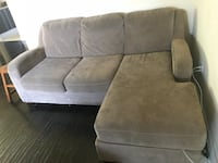 Couch with Reversible Chaise  Los Angeles, 90025