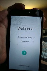 Cricket cracked LG X Power St. Cloud, 56301