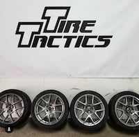 Winter tire special , we do tire swap , mounting, balance and storage  Richmond Hill