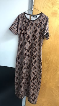Dress fendi XL Gaithersburg, 20879