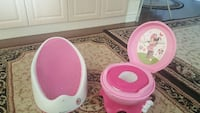 toddler's pink and white Minnie Mouse potty traine Richmond Hill, L4C 6V3