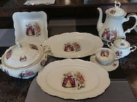 ROYAL  WEDDING DISH SET 98 PIECES  Toronto, M6R 1V4