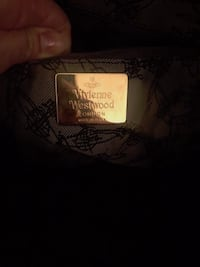 Authentic 95% new Vivienne Westwood Derby Large Tote bag Toronto