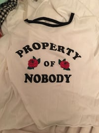 Not negotiable size small