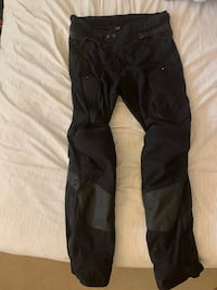 Scott Motorcycle All Terrain Pro DP Textile Pants New Westminster, V3M 4B2