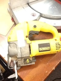 yellow and gray DeWalt power tool Hagerstown, 21740