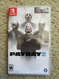 Payday 2 for Nintendo Switch Sunnyvale, 94087