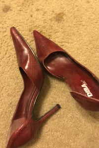 7.5 nearly new dress shoe Parkville, 21234