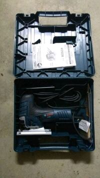 black and gray corded power tool Virginia Beach, 23451