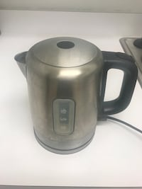 Electronic Kettle-Amazon Basic Stainless Steal