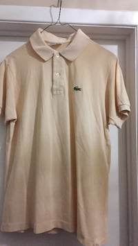 Cream colour Lacoste size large  Gatineau, J8T 5G2