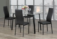 Brand New Tempered Glass Table Toronto