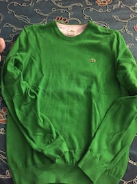 green lacoste sweater Laval, H7N 1A9