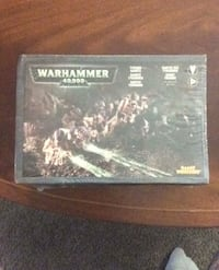 Unopened Warhammer 40,000 Tyranid Gaunts models  Falls Church, 22042