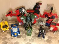 (507) TRANSFORMERS – STARTING FROM ONLY 5$