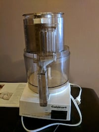 Cuisinart food processor Toronto, M4T 1J9