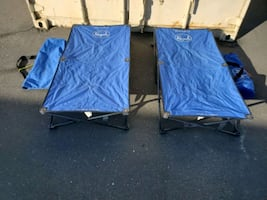 """Set of Two Childrens """"My Cot"""" by Regaldo"""