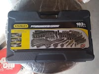 Stanle professional grade tool box