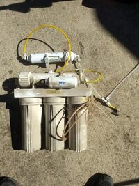 Reverse Osmosis system. Tigard