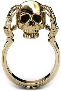 Skull ring  Abbotsford, V2T 4G2
