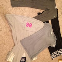 4 Victoria's Secret Pink Clothing Items Greeley, 80634
