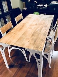 Modern dining table  Toronto, M9C 4Y5