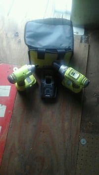 "BRAND NEW RHYBOI ( "" 18VOLT POWER DRILL SET  Monroe, 28112"