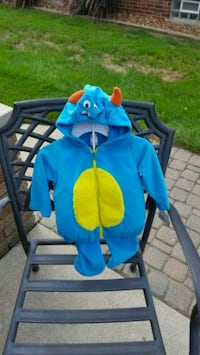 Monster inc Halloween costume Allen Park, 48101