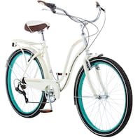 Perfect holiday present!! smooth women's cruiser bicycle