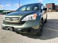 2008 Honda CR-V)Auto/Certified/safety/Winter tires Mississauga