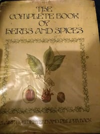 Complete book of herbs and spices Greater London, SW15 3DT