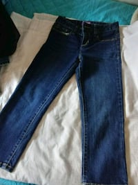 blue denim straight cut jeans The Bronx, 10455