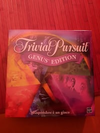 Scatola NUOVA Trivial Pursuit Genus edition Canonica d'Adda, 24040