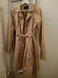 Trenchcoat str Small