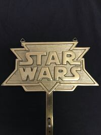 Vintage Star Wars Lucasfilm Disney Toy Card Holder One Of a kind  Aliso Viejo, 92656