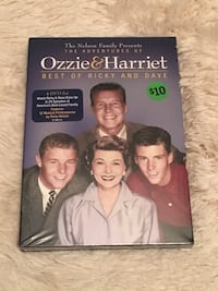 Ozzie & harriet best of ricky and dave book