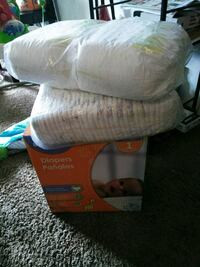 Diapers size 1 North Charleston, 29418