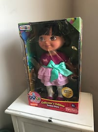 Dora the explorer collectors doll