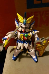 SD Gundams  Los Angeles, 90003