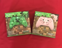 Xbox one controllers new Microsoft Minecraft Brampton, L6S 4H9