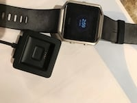 Fitbit blaze black color. Only message if you want to buy Richmond, V6W